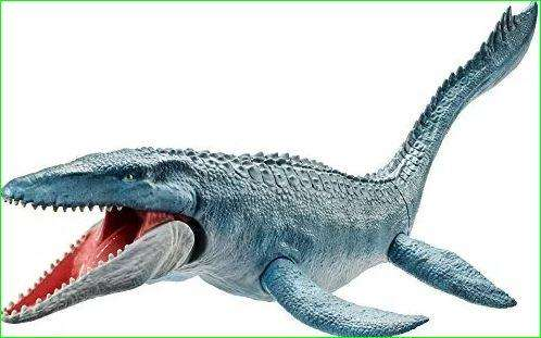 Dinosaurio Mosasaurus Jurassic World 2 Mattel Nuevo