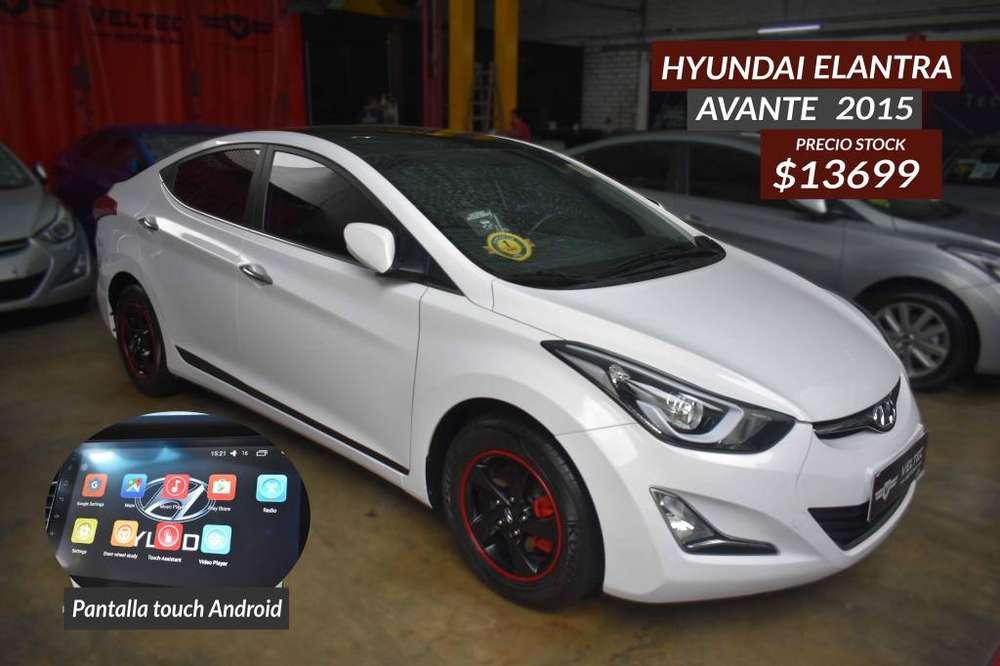Hyundai Avante 2015 - 31485 km