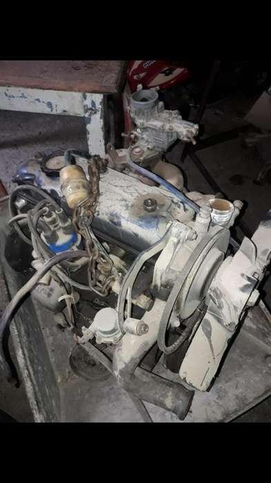 Motor de R4 1300 Cc en Muy Buen Estado.