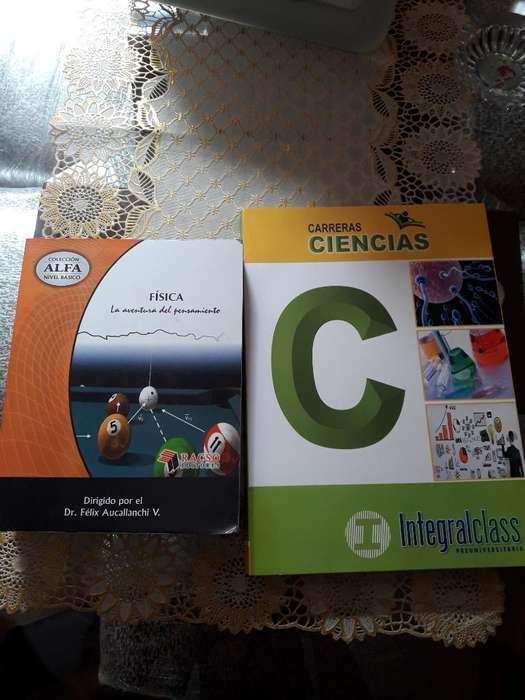 Se Vende Libro de Física Y Compendio