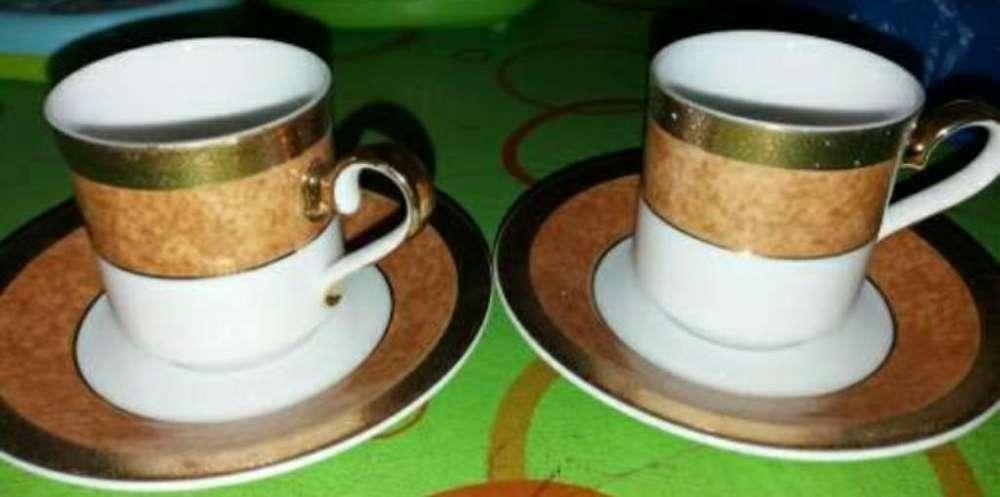 Pocillos Cafe Tsuji Originales X 2 C Pla