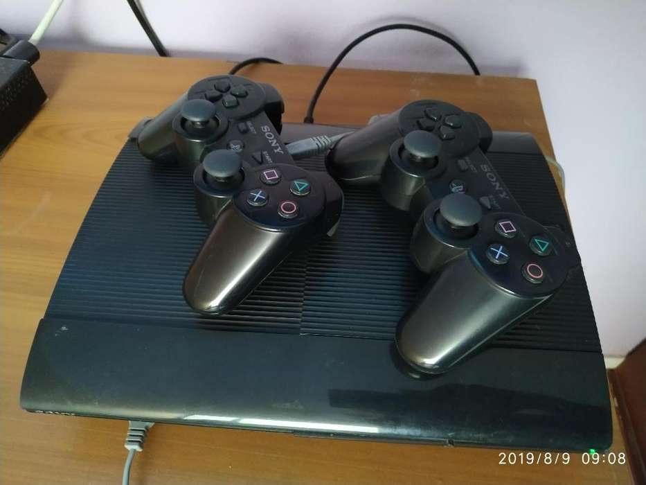 Ps3 Super Slim 500gb Cambió Xbox One