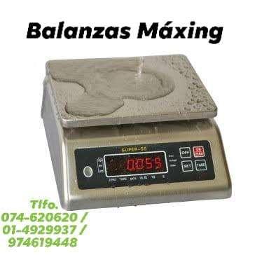 Balanzas Maxing venta de balanzas