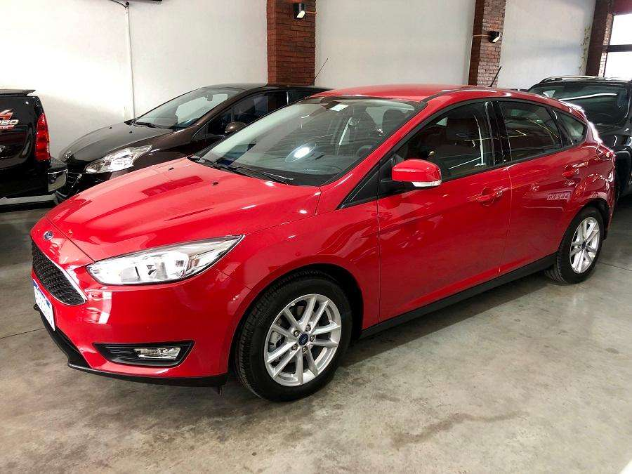 Ford Focus 2019 - 1515 km