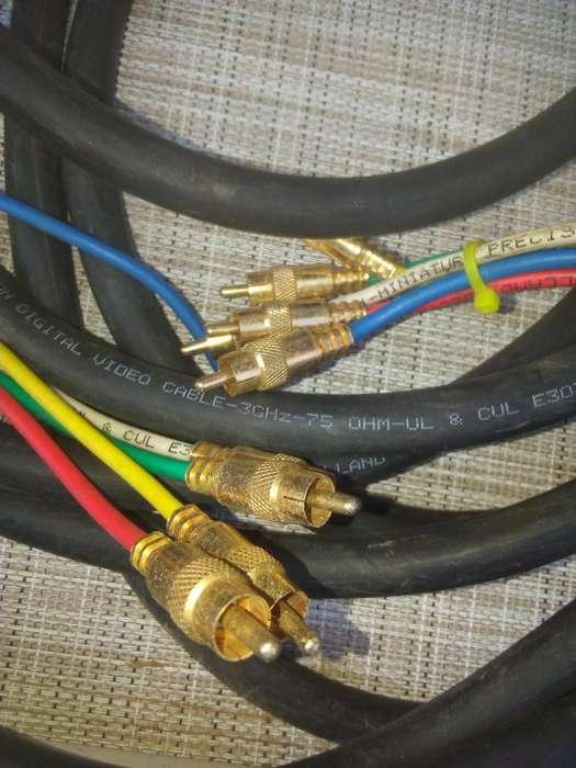 Cable de Video Digital Holland Rgb 5