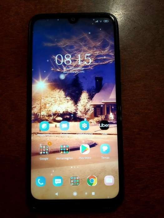 <strong>celular</strong> Xiomi Note 7, 64gb Rom, 4gb Ram