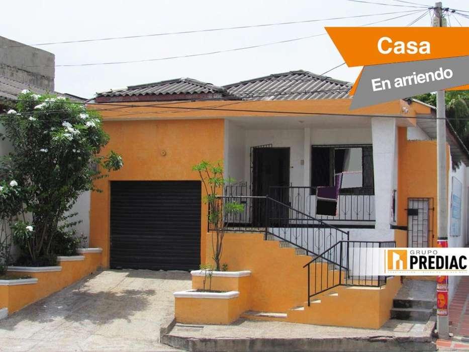 En recreo* Casa en arriendo Barranquilla