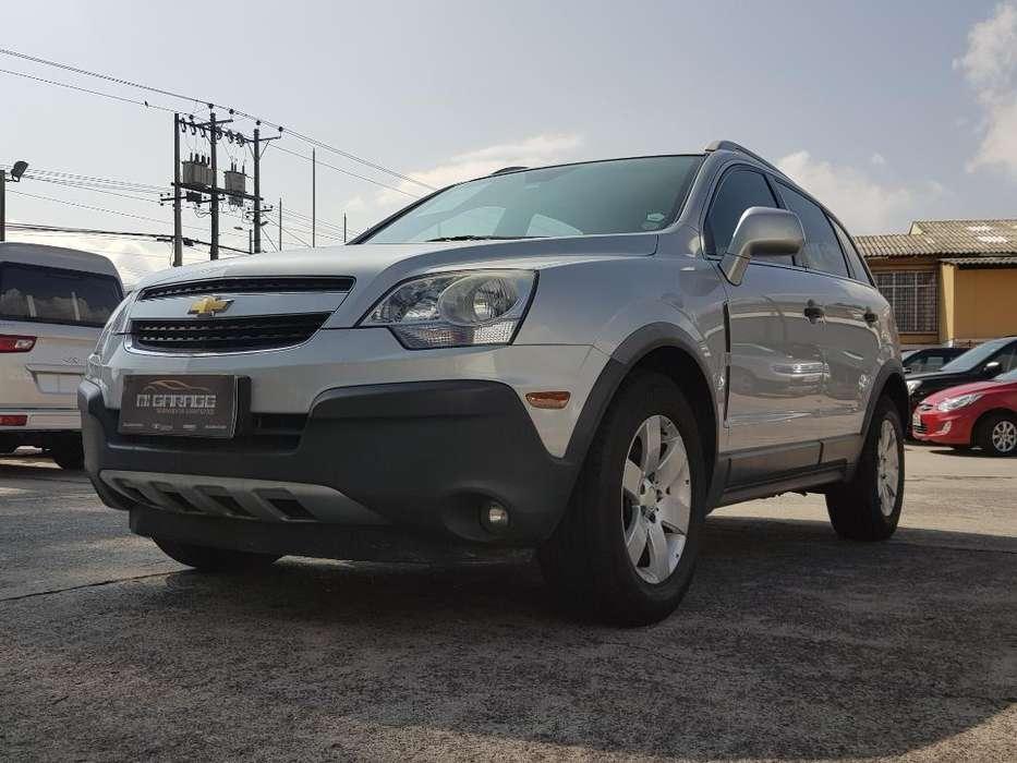 Chevrolet Captiva Sport 2011 - 120000 km