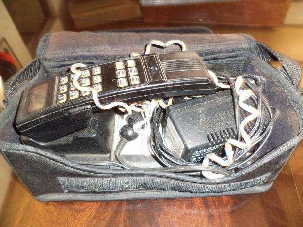 Celular Movicom Motorola Años 90 12 Tipo Valija