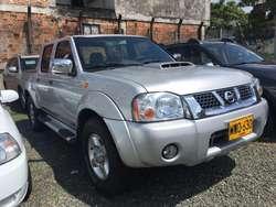 Nissan Frontier 4x2 Disel Mod 2013