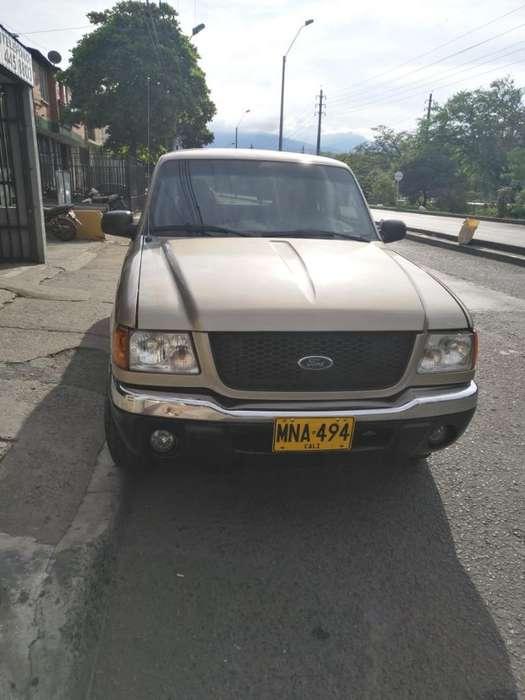 Ford Ranger 2004 - 205000 km