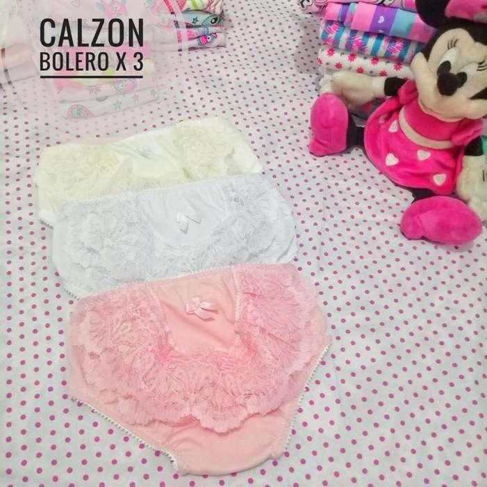 Calzon Bolero, Cubre Pañal