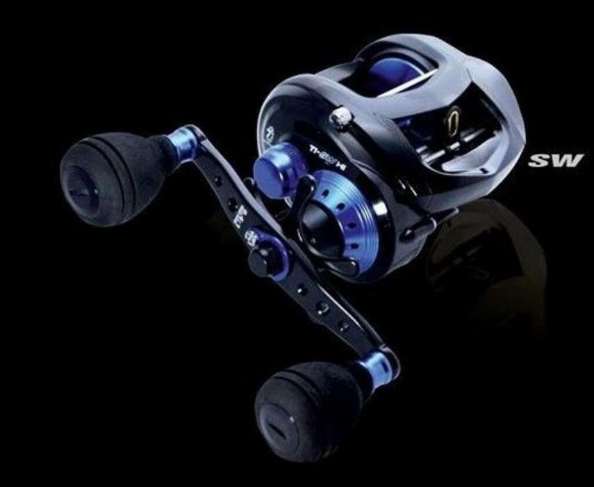 Reel Rotativo Marine Sport Titan Sw