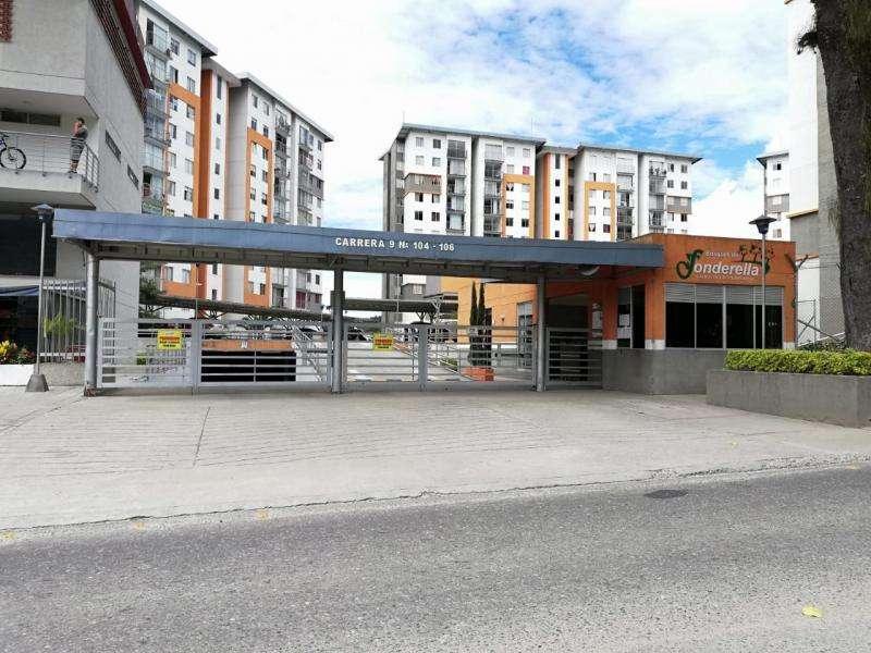 <strong>apartamento</strong> En Arriendo En Ibague Conjunto Cerrado Bosques De Fonderella Piso 6 Cod. ABPAI11366