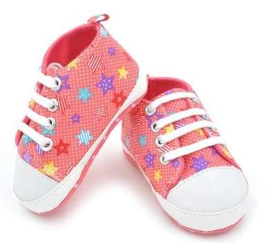Hermosas zapatillas para su bebé
