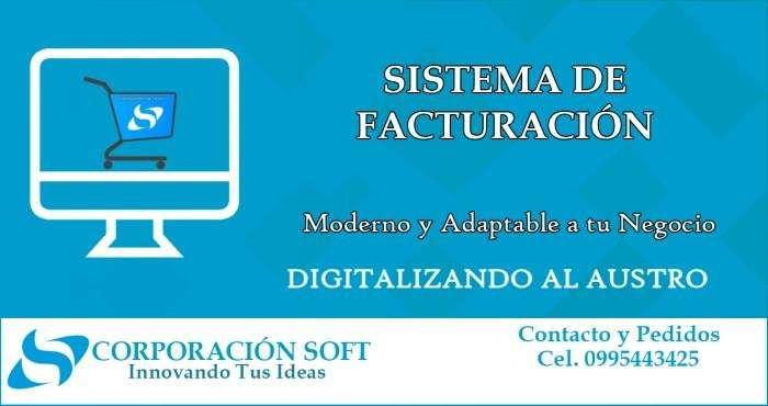 Sistemas de Facturación Basica o Facturación Electronica