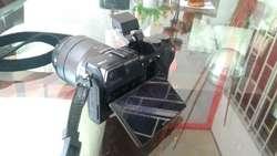 Vendo Camara Sony Alpha Nex 7