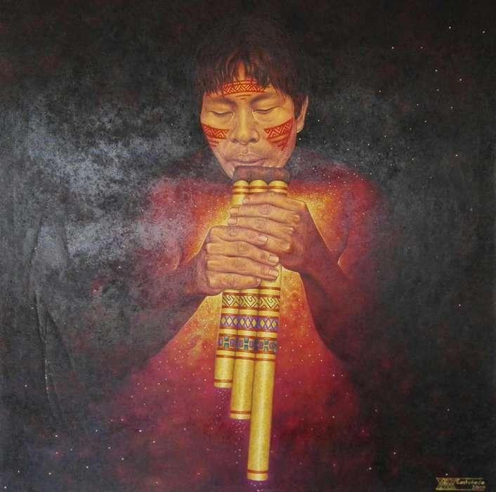 Vendo maravillosa obra maestro Wilson Castañeda