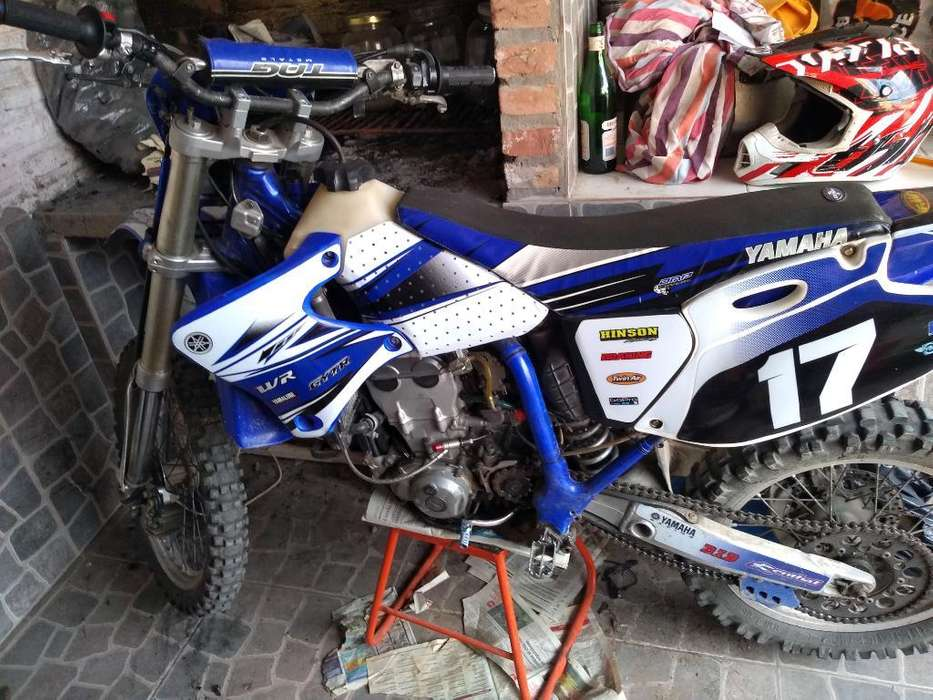 <strong>yamaha</strong> Wr 400 Modelo 99