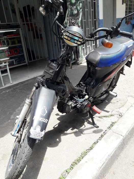 Kawasaki Neo 100 Solo Tarjeta