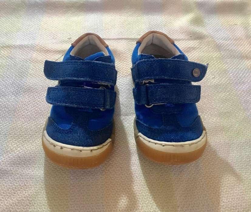 Zapatos Bosi Talla 22