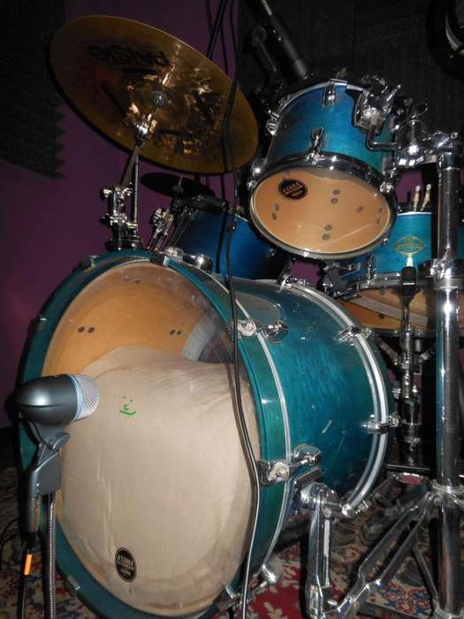 Batería (solo Shell pack) Tama Starclassic Maple Japonesa
