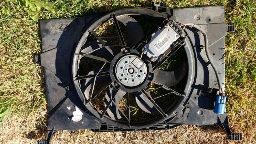 Electro ventilador radiador mercedes benz b 200