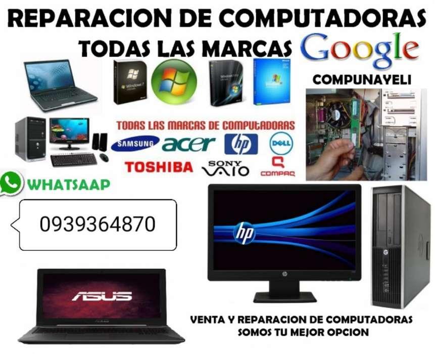 Ventas Y Reparación de Pc Y Laptops