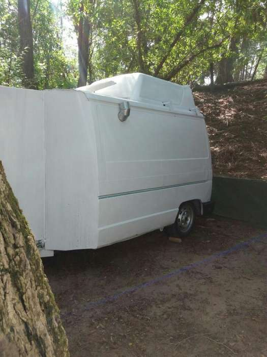 Trailer <strong>motorhome</strong>