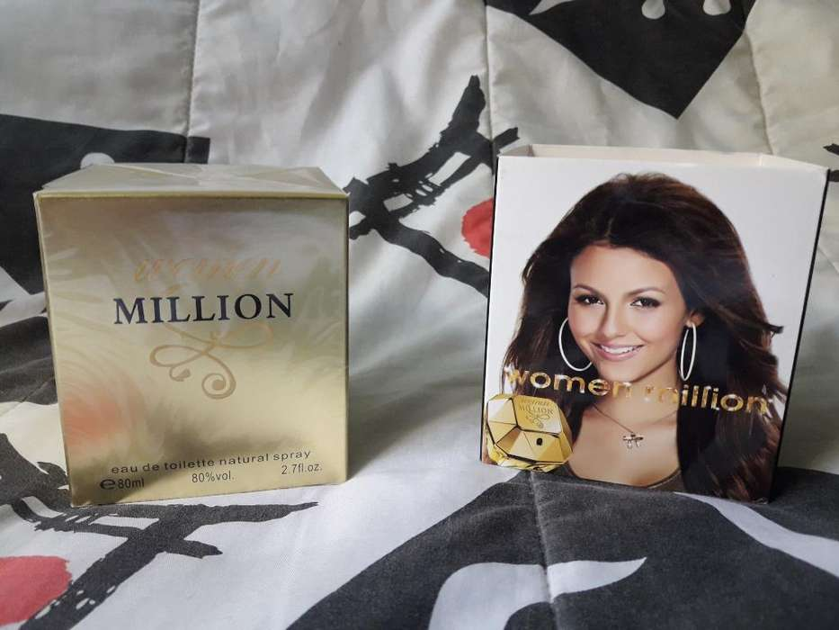 Perfume Woman Million Palermo