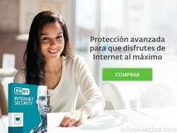 licencia nod32 internet security 2019