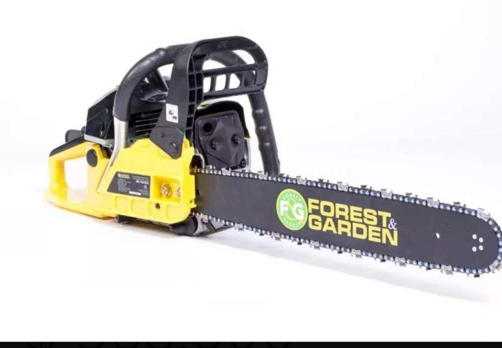 Motosierra Forest Garden Espada 20 Pulga