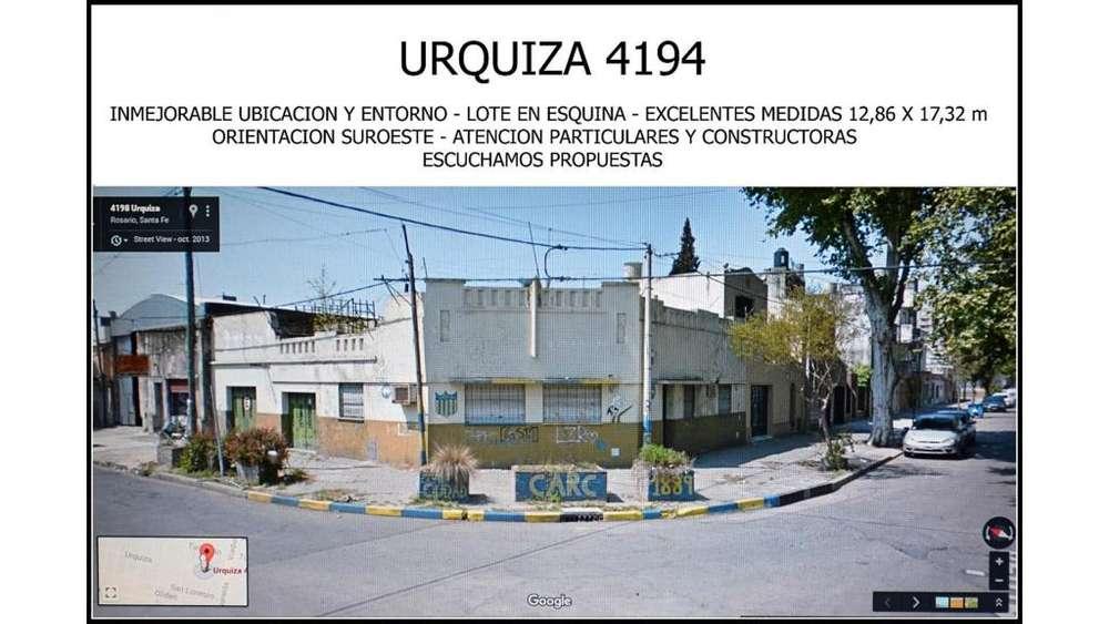 Urquiza 4100 - UD 140.000 - Terreno en Venta