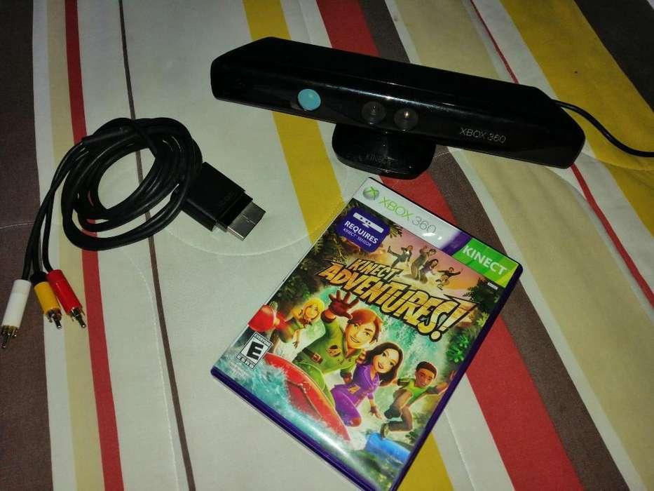 Vendo Kineck Y Cable de Xbox Originales
