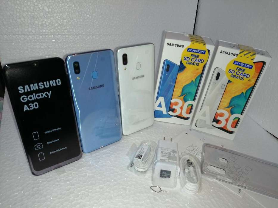 Samsung Galaxy A30 de Paquete Libres 32g