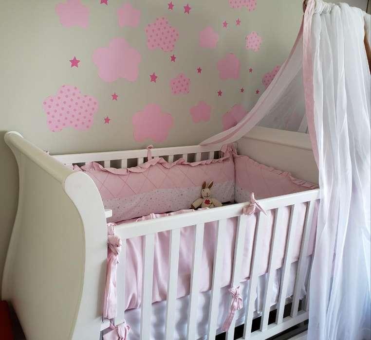 Cuna Y Accesorios para Bebe
