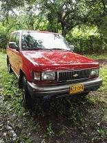 Chevrolet Trooper 1993 - 26000 km