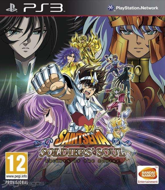 Vendo Saint Seiya Soldier Soul para PS3