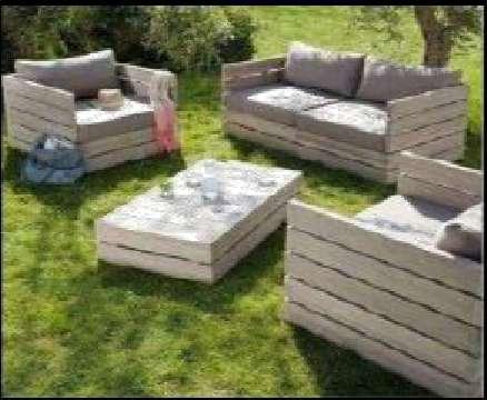Muebles para jardin y exteriores