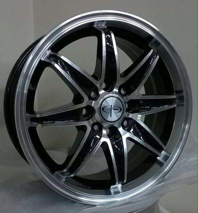 Llantas 14 4X108 Ford Puegeot
