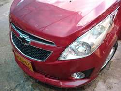Chevrolet Spark Gt  Ltz2014 Financio Ful