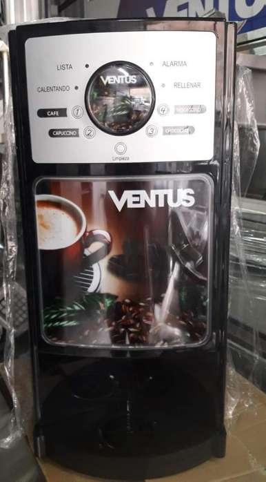 Maquina Expendedora de Bebidas Calientes