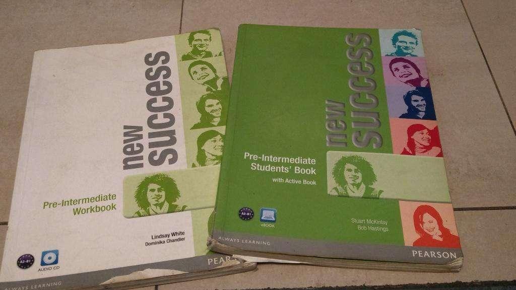 New Success Pre Intermediate - Pearson