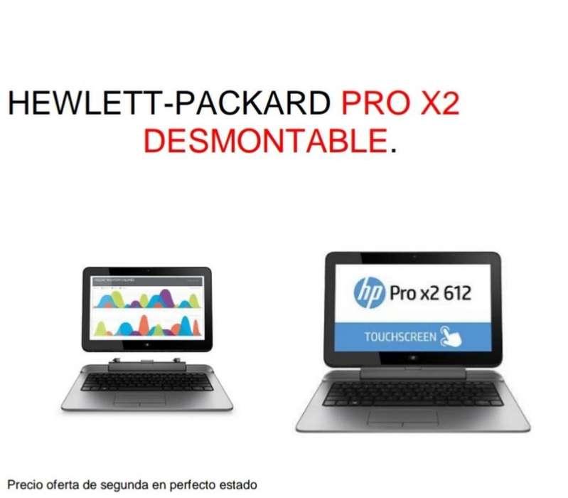 Ofertahewlett Packard Prox2 Desmontable