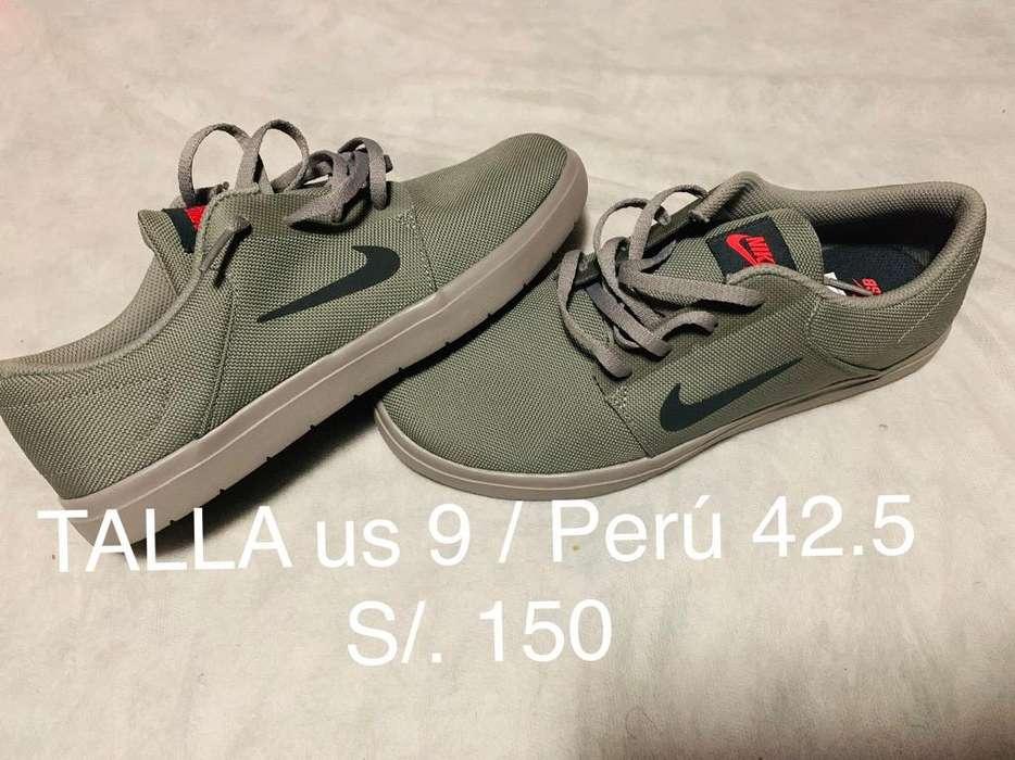 Zapatillas Nike Us 9 Peru 42.5