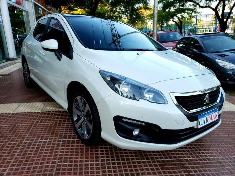 Peugeot 308 2015 - 53000 km