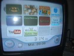 Consola Nintendo Wii Rvl 001usafuncionando Solo La Consola