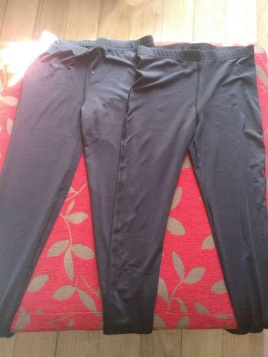 Calzas Térmicas Largas