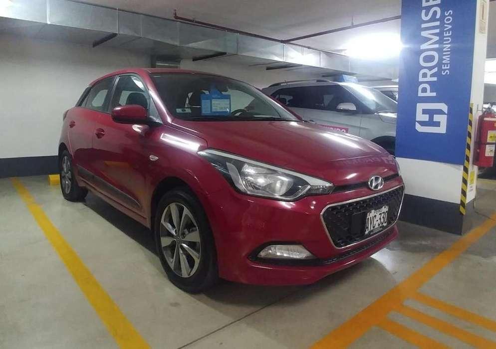 Hyundai i20 2017 - 27000 km