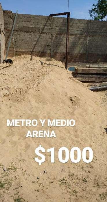 Metro Y Medio Puesto en Obra 1000